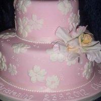 Christening_Cake